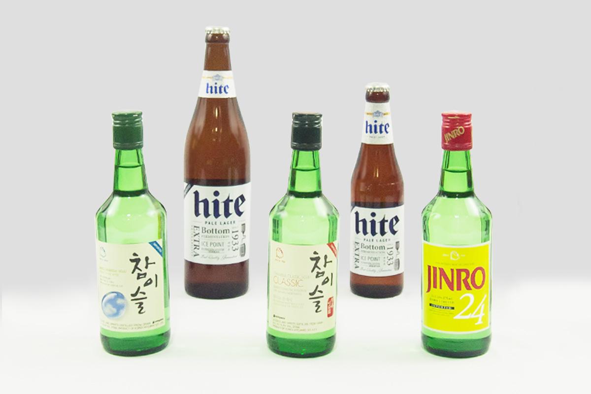 Korean Liquor