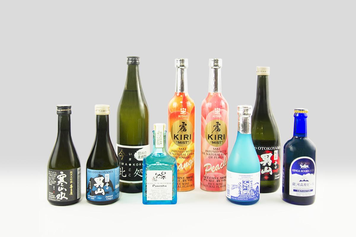 Wine of Japan